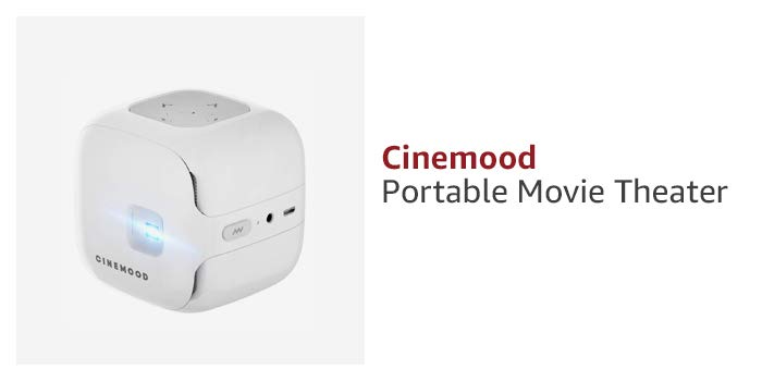 Cinemoond Portable Movie Theater