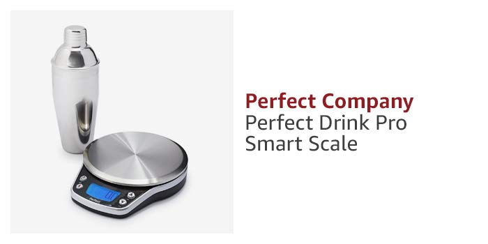 Perfect Company Perfect Drink Pro Smart Scale