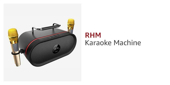 RHM Karaoke Machine