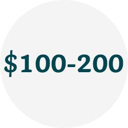 $100-200