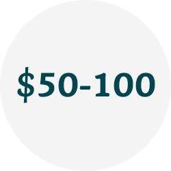 $50-100