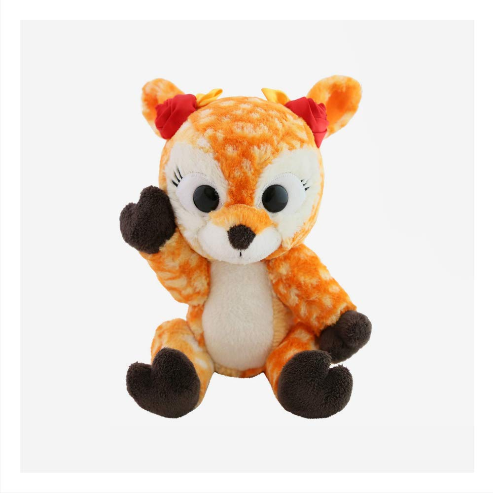 Animoodles Magnetic Rosie Deer Stuffed Animal Plush