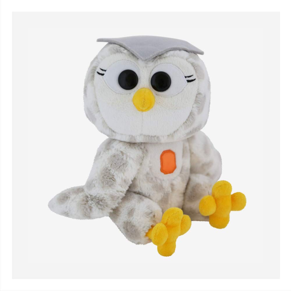 Animoodles Magnetic Owl Stuffed Animal Plush