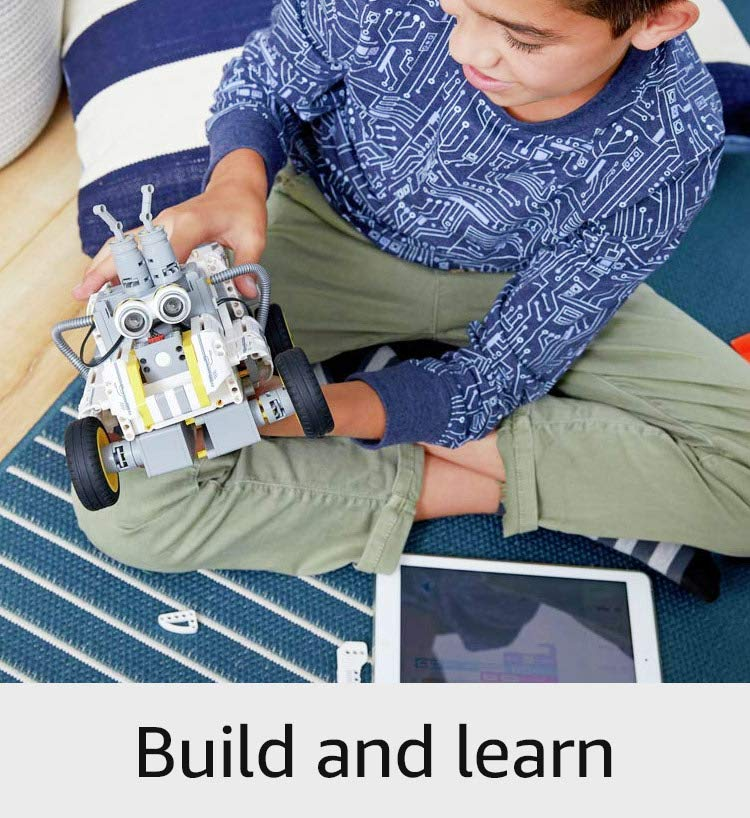 Build and learn