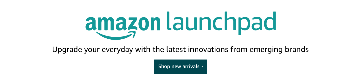 Amazon Launchpad Hero