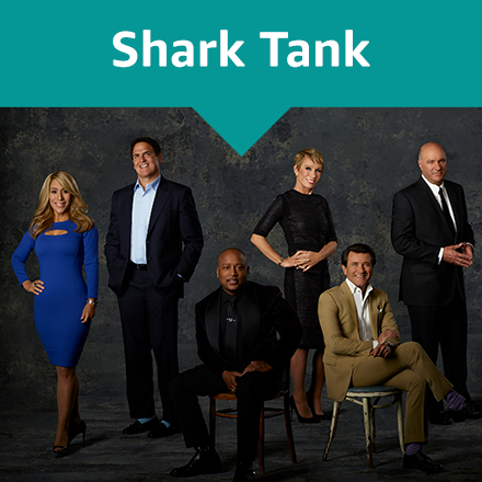 As seen on Shark Tank