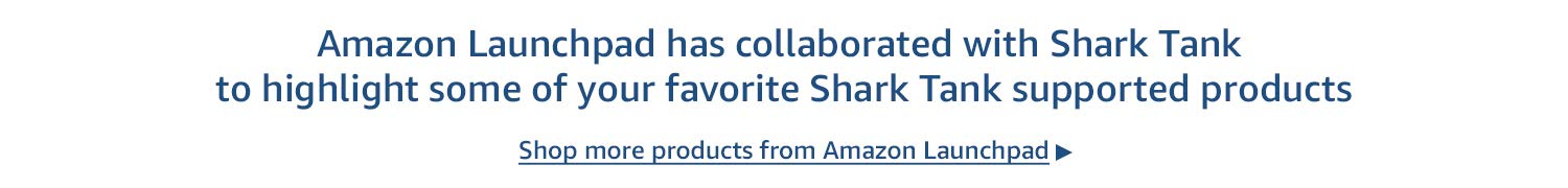 Amazon Launchpad Shark Tank collection