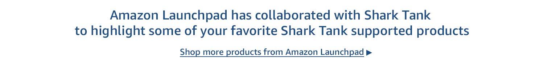 Amazon Launchpad Shark Tank collection
