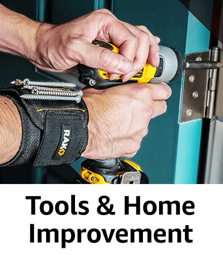Shop Tools and Home Improvement
