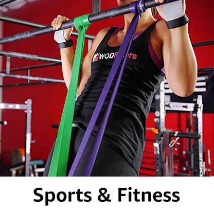 Amazon Launchpad Sports and Fitness