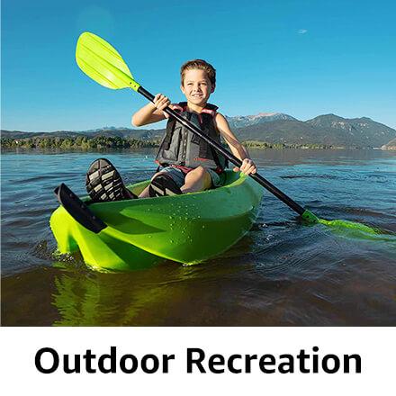 Amazon Launchpad Outdoor Recreation