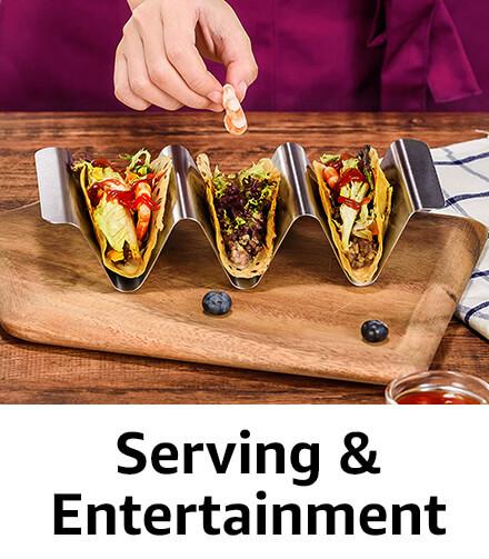 Shop Serving and Entertainment
