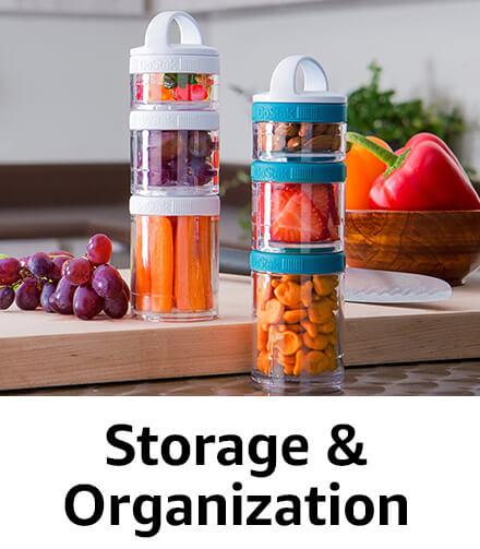 Shop Storage and Organization