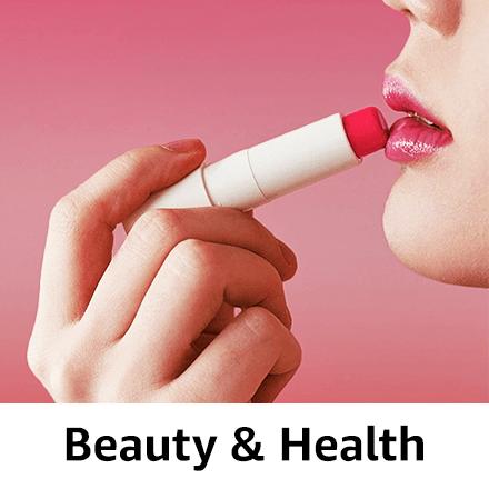 Amazon Launchpad Beauty and Health
