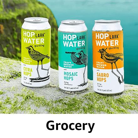 Amazon Launchpad Grocery