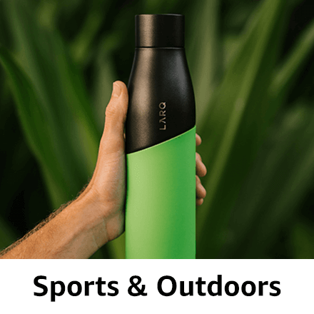 Amazon Launchpad Sports and Outdoors