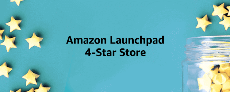 Amazon Launchpad 4 Star Store