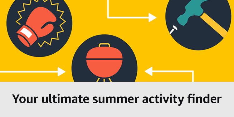 Summer Activity Finder