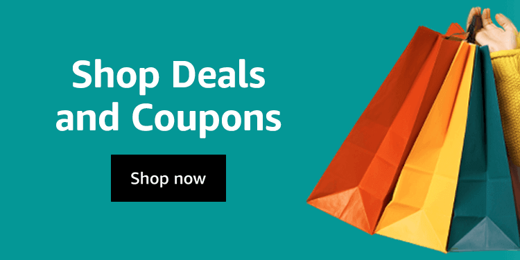 Shop deals and coupons
