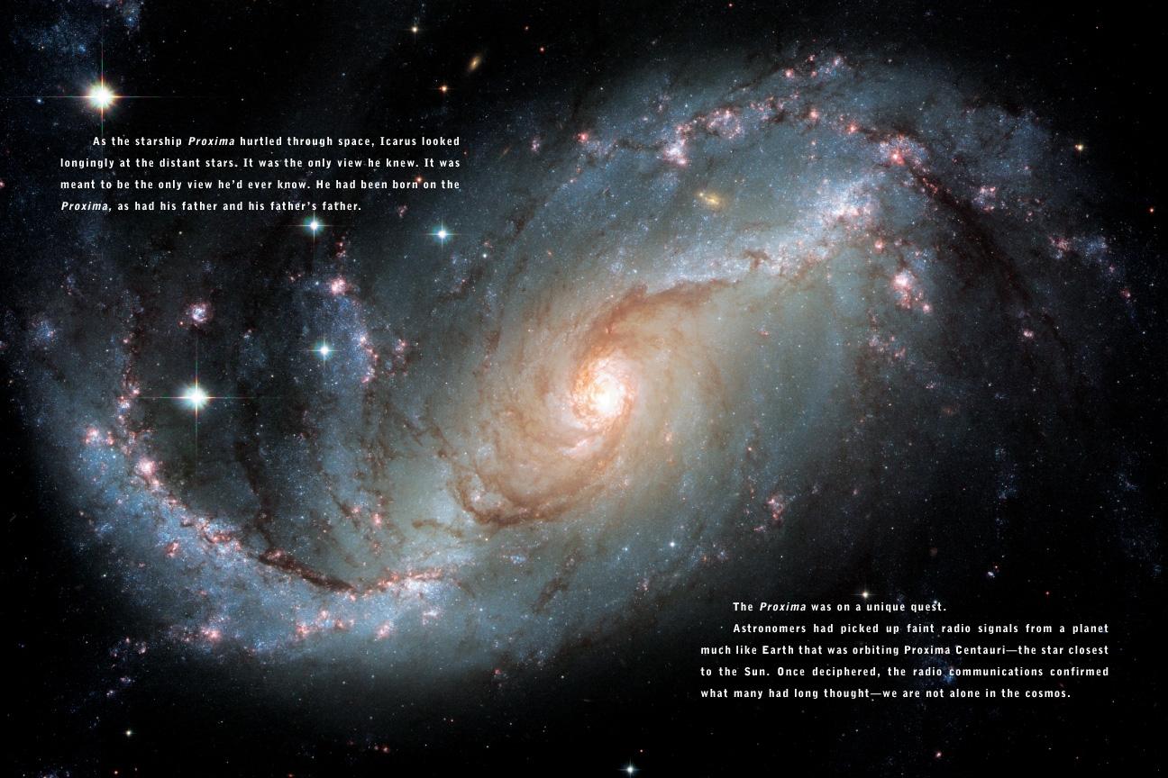 Icarus At The Edge Of Time: Brian Greene: 9780307268884: Amazon: Books