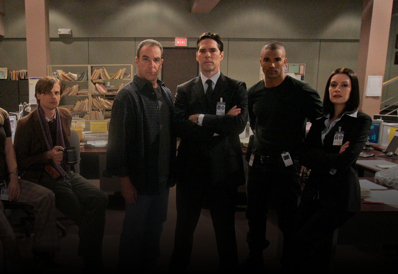 Criminal Minds Team Red Staffel 2