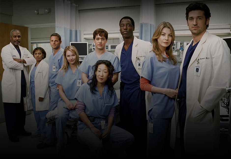 Grey\'s Anatomy - Staffel 1 [dt./OV] online schauen und streamen bei ...