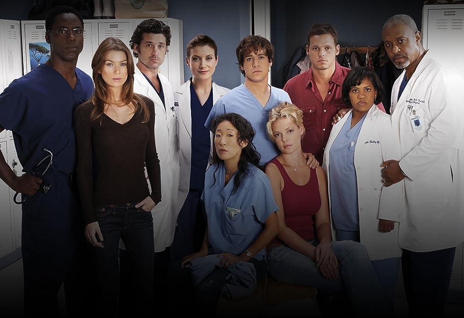 Grey\'s Anatomy - Staffel 2 [dt./OV] online schauen und streamen bei ...