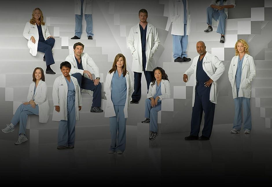 Grey\'s Anatomy - Staffel 4 [dt./OV] online schauen und streamen bei ...