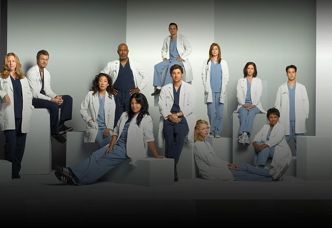Amazonde Greys Anatomy Staffel 5 Dtov Ansehen