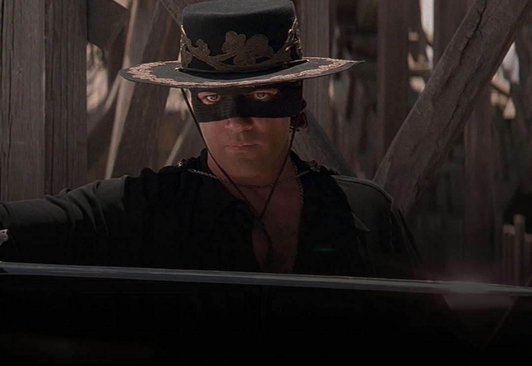 The Mask of Zorro on Amazon Prime Video UK