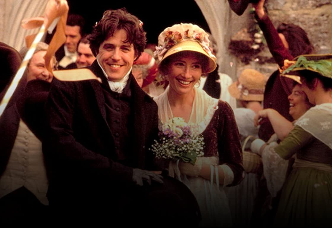 Sense and Sensibility on Amazon Prime Video UK