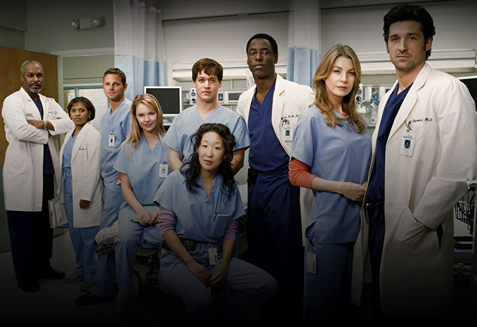 Greys Anatomy Season 1 Watch Online Now With Amazon Instant Video
