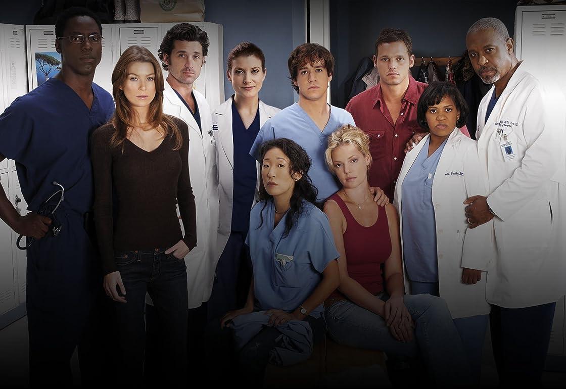 Grey's Anatomy Season 2