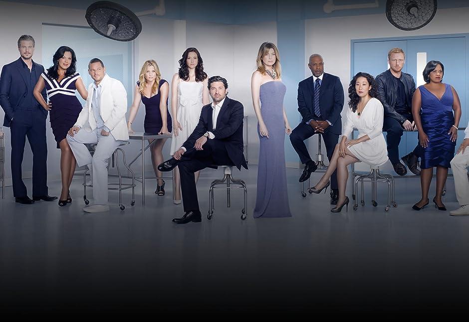 Grey\'s Anatomy Staffel 7 [OV] online schauen und streamen bei Amazon ...