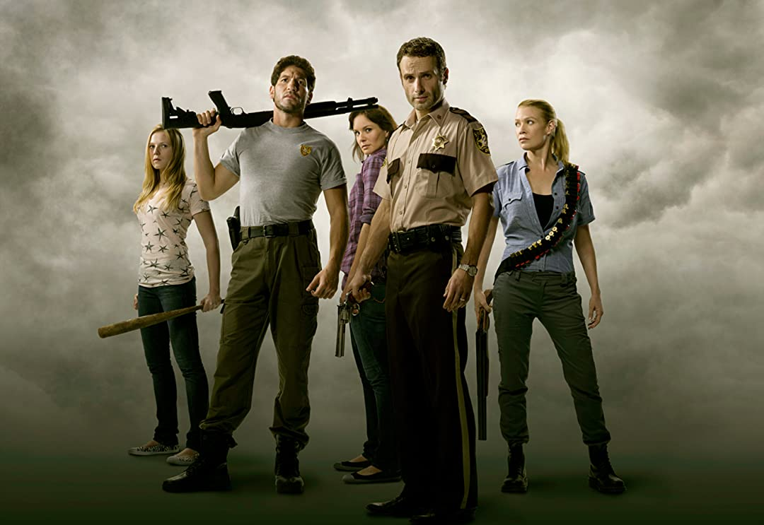 The Walking Dead on Amazon Prime Video UK
