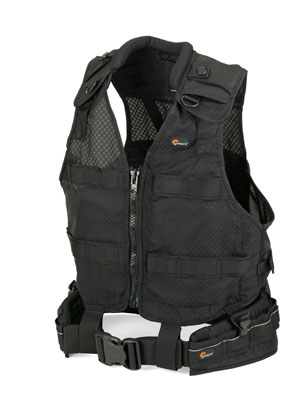 Amazon Com Lowepro S Amp F Technical Vest S M For