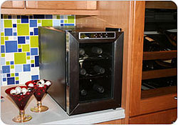 vinotemp wine coolers vt6tedwb