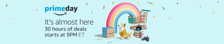 Amazon Prime Day 2017 Starts T...