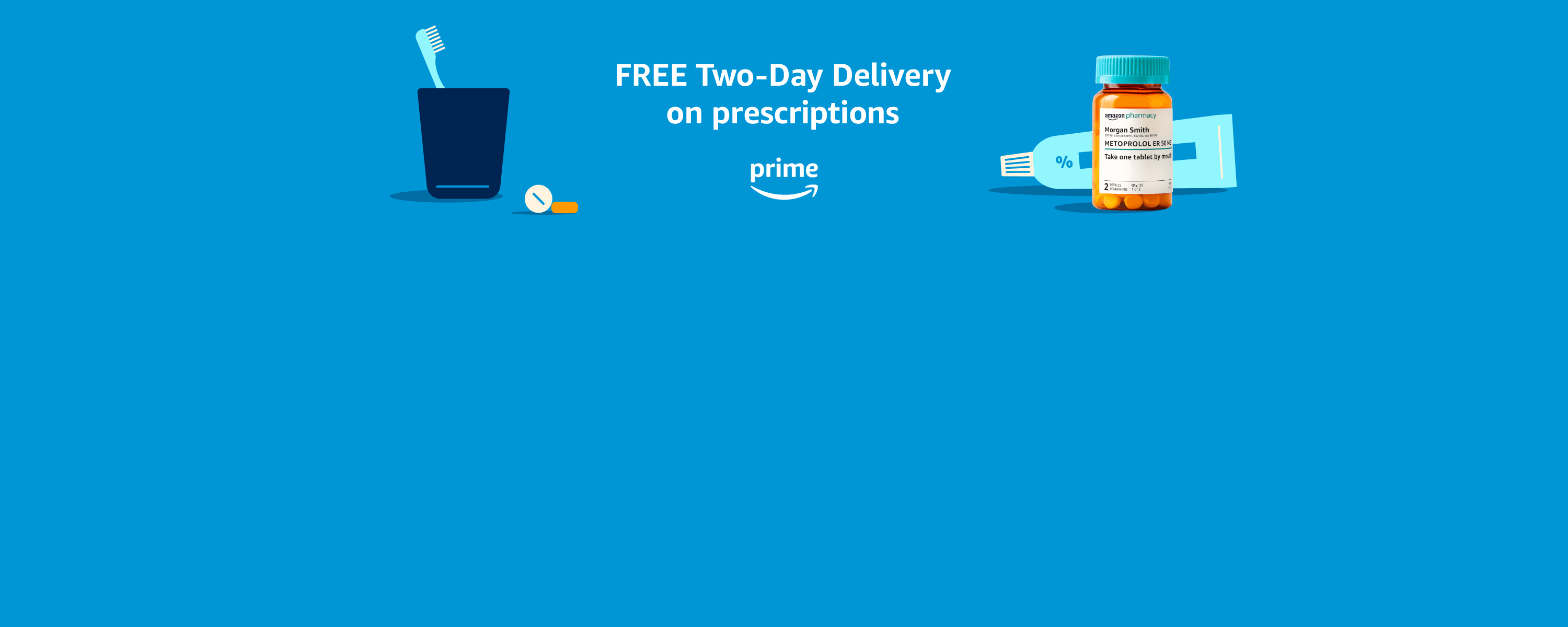 FREE Two-Day Delivery on prescriptions with Prime