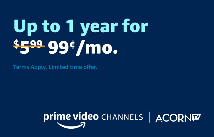 AcornsTV for $0.99/Mo up to a year.