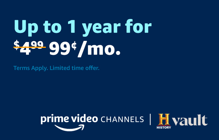 HVault for $0.99/Mo. Up to a year.