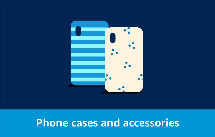 Deals on phone cases and accessories