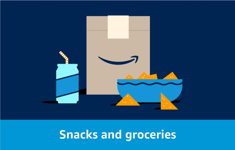 Deals on groceries and snacks