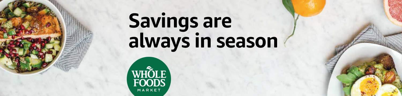 Savings are always in season
