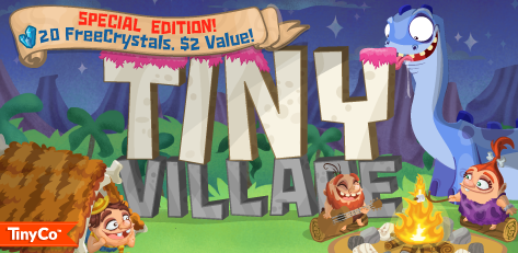 Free App of the Day: Tiny Village