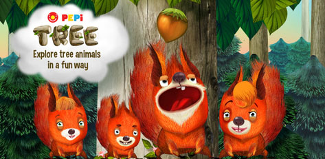 Free App of the Day Is Pepi Tree, For Kids