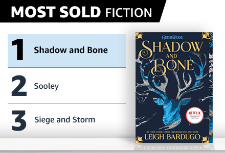 Most Sold Fiction