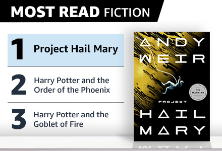 Most Read Fiction