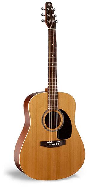 seagull coastline s6 cedar gt guitar musical instruments. Black Bedroom Furniture Sets. Home Design Ideas