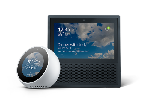 Image result for alexa echo show